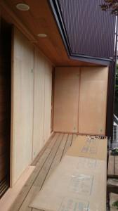 雨戸工程1
