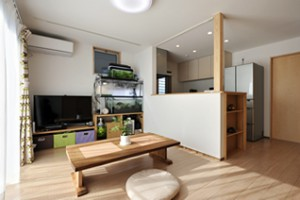 実用的で高気密高断熱の家_写真1