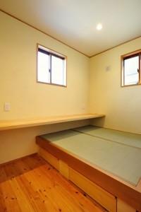 夏涼しく冬暖かい自然素材の家_写真10