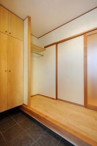 夏涼しく冬暖かい自然素材の家_写真12