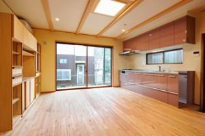 夏涼しく冬暖かい自然素材の家_写真0