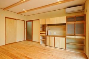 夏涼しく冬暖かい自然素材の家_写真2