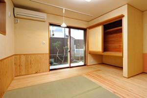 夏涼しく冬暖かい自然素材の家_写真3
