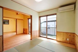 夏涼しく冬暖かい自然素材の家_写真6