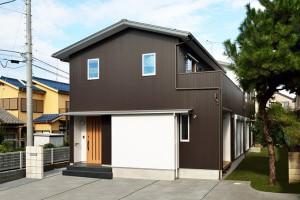『所沢・狭山ヶ丘の家』