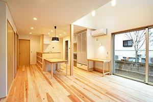 『所沢・狭山ヶ丘の家』_写真2