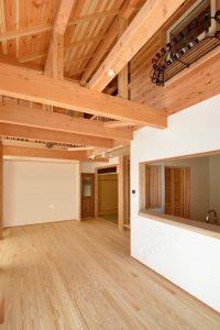 木と漆喰の家_写真0