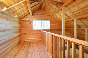 木と漆喰の家_写真8