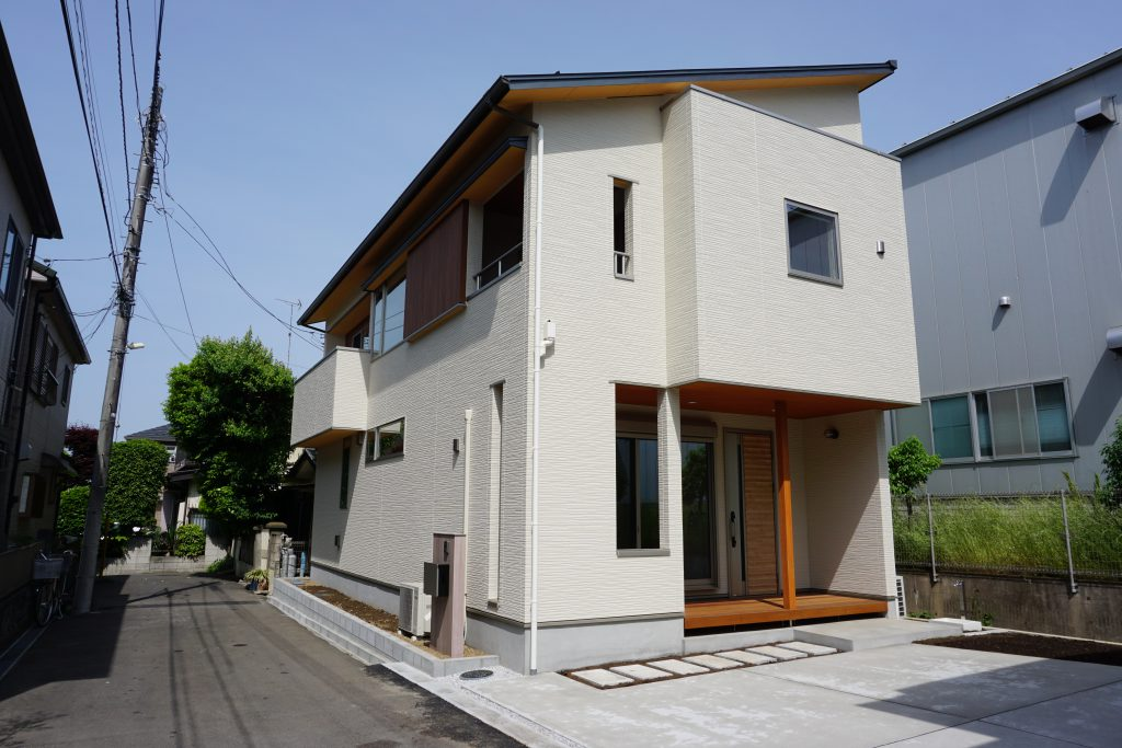 I様邸 自然素材と高性能な家