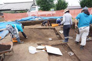 4000年前の住居