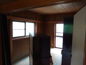 所沢市 S様邸リフォーム始まる